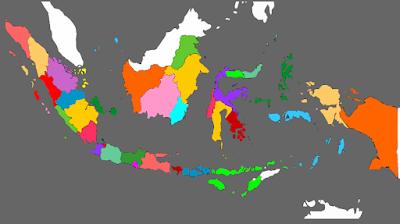 Media Pembelajaran Flash Materi Peta, Letak Geografis, Tempat Terkenal, Adat, Tarian, dan Senjata Tradisional, Untuk SD