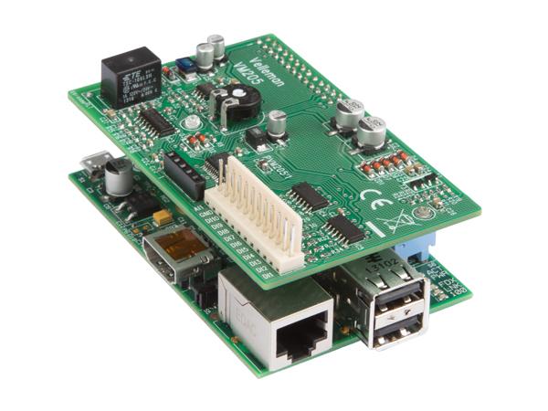 Ociloscópio e analizador lógico Raspberry Pi