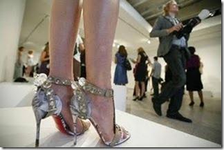 Τα παπούτσια μιας γυναίκας λένε τα πάντα για το χαρακτήρα της
