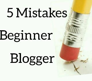 5 Kebiasaan Fatal Yang Dilakukan Blogger Pemula
