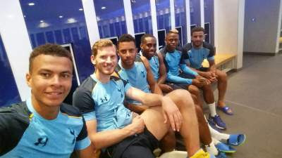 Vertonghen is ahead of schedule