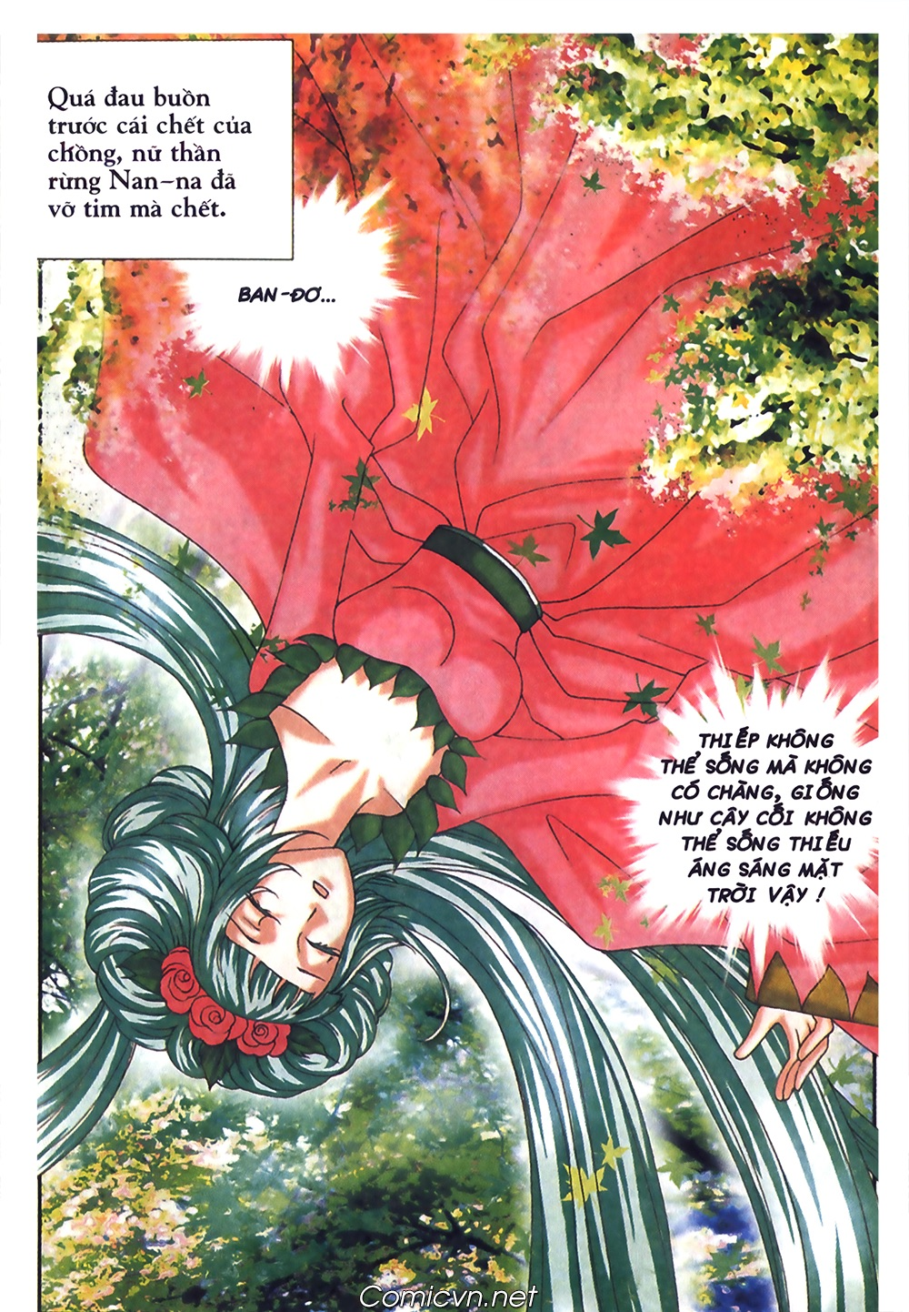 Thần thoại Bắc Âu - Chapter 45: Nỗi đau người vợ - Pic 35