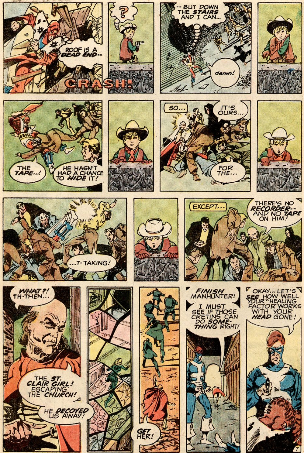 Detective Comics (1937) 441 Page 95