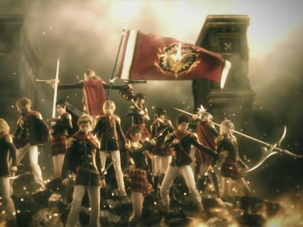 Ristiriitaisten tunteiden Final Fantasy Type-0