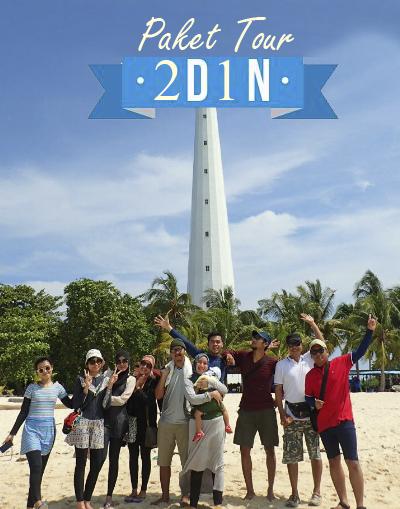 Paket Tour Belitung Murah 2D1N ( 2 hari 1 malam )