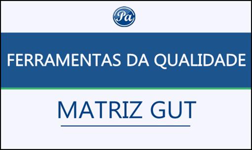Matriz GUT - Conceito