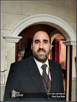 Miguel Ángel Lobato Ramos pregonero de la Semana Santa de Rota 2019