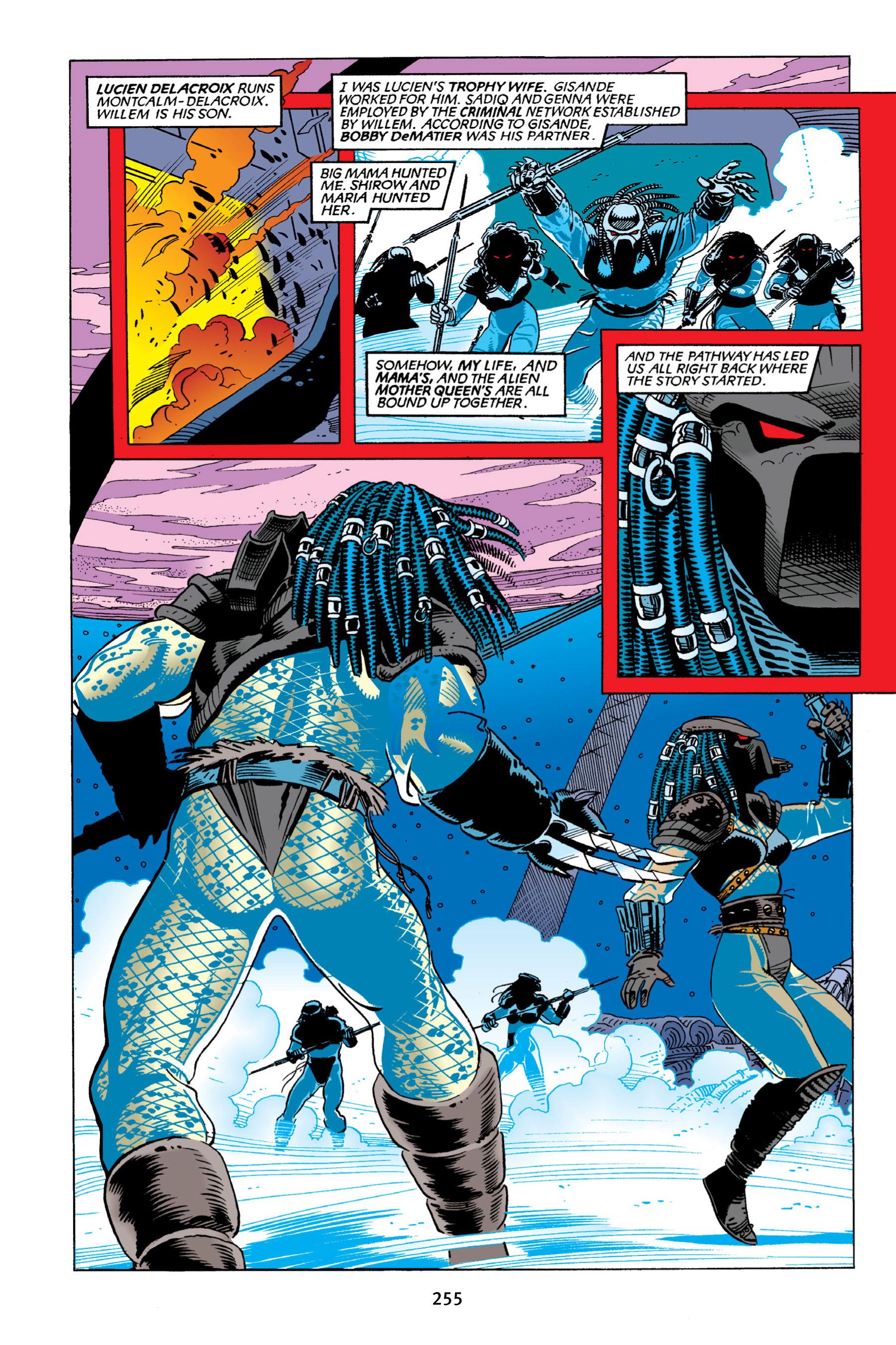 Read online Aliens vs. Predator Omnibus comic -  Issue # _TPB 2 Part 3 - 31
