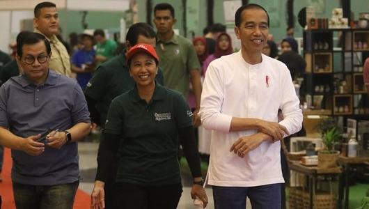 Jokowi Sindir Ada Timses yang Gunakan Propaganda Rusia Semburkan Fitnah dan Hoaks