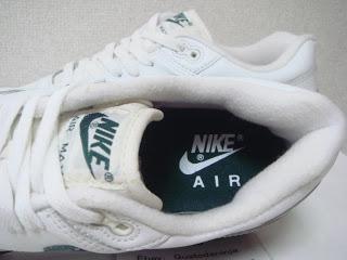 air max 1 white evergreen