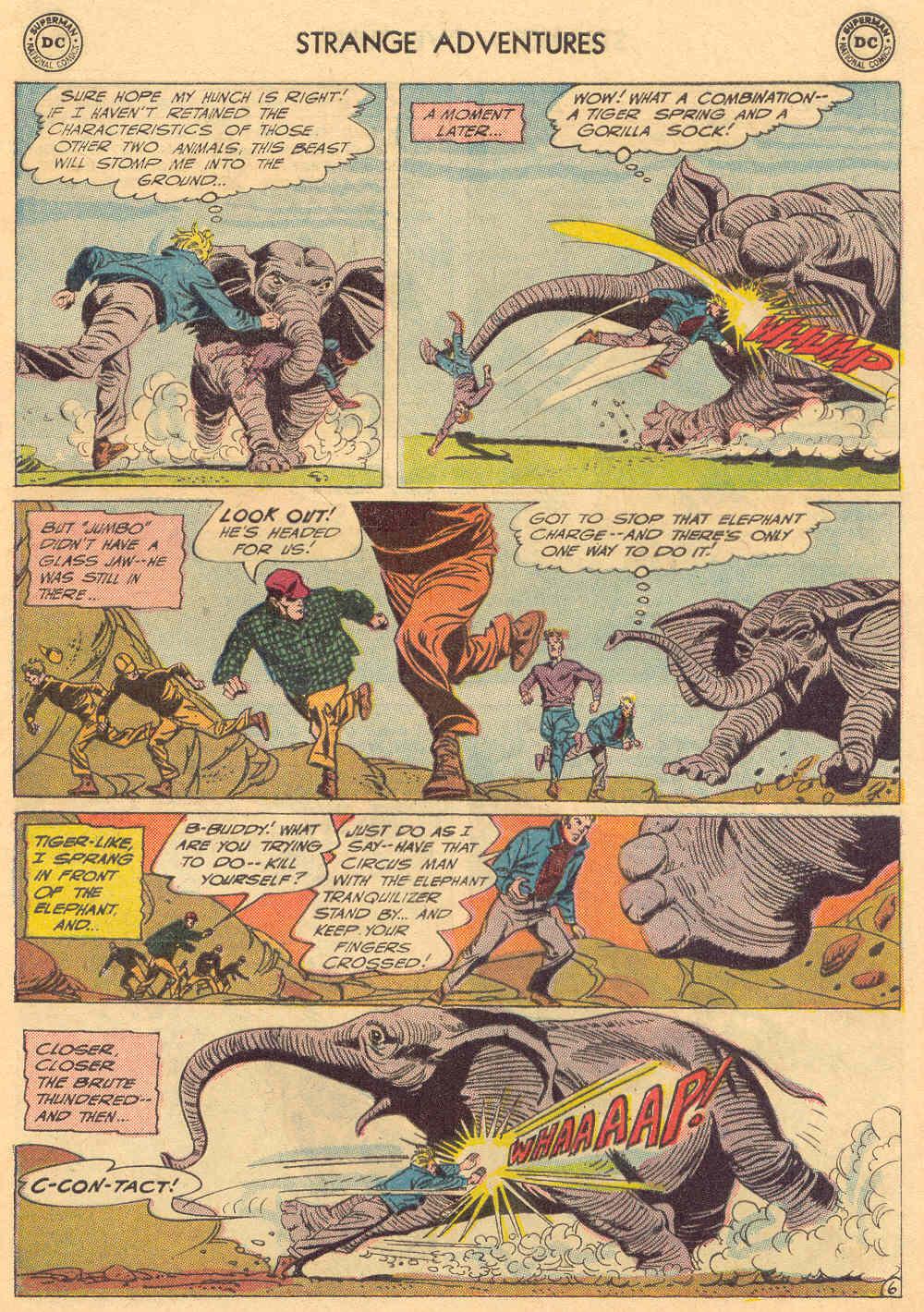 Strange Adventures (1950) issue 180 - Page 9