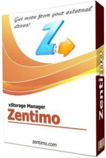 Zentimo xStorage Manager Portable