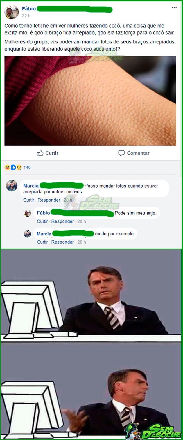 FETICHE DE BOSTA