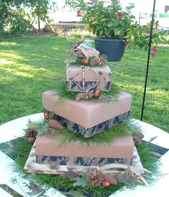 Country Camo Wedding Ideas: Simply Shani: The Very Un-redneck Hunting And Camo Wedding