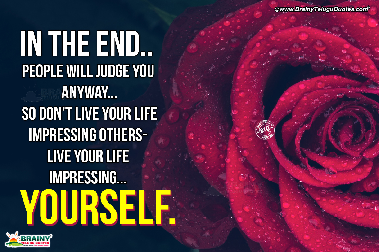 Famous English Self Motivational Life Changing Quotes With Hd Wallpapers Brainyteluguquotes Comtelugu Quotes English Quotes Hindi Quotes Tamil Quotes Greetings