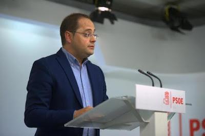 César Luena asegura que serán los  militantes socialistas los que decidan el futuro del PSOE