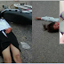เสยยับ!BENZ CLS ชนพญาบาล.ซิ่งหายฝุ่นตลบ.โปรดแชร์ล่าเจ้าของรถ!!!!