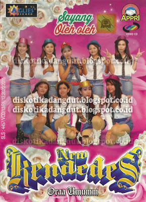 New Kendedes Vol 1 2016