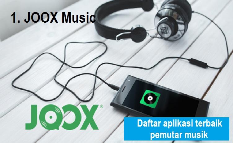 Ini dia daftar aplikasi terbaik pemutar musik android yang harus kamu coba - JOOX Music