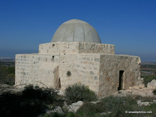 Tomb of Sheikh Ibn Jabal, Ayalon Canada Park