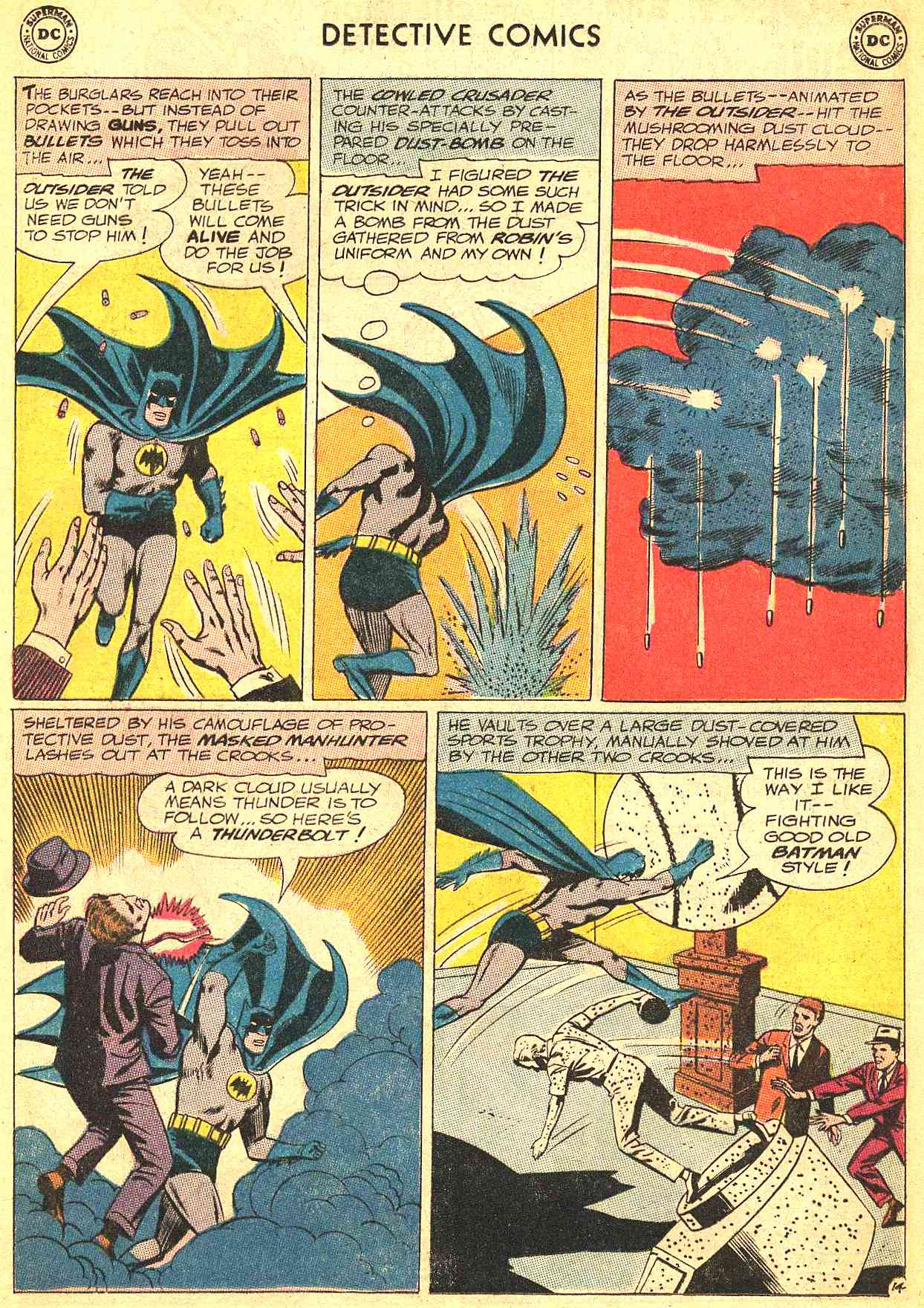 Detective Comics (1937) 340 Page 19