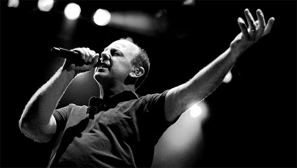 """Greg Graffin: """"Bad Religion is definitely gearing up for a new album"""""""