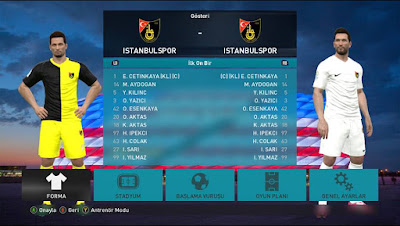 PES 2017 Ottoman Empire Patch 17 2.0 AIO Season 2016/2017