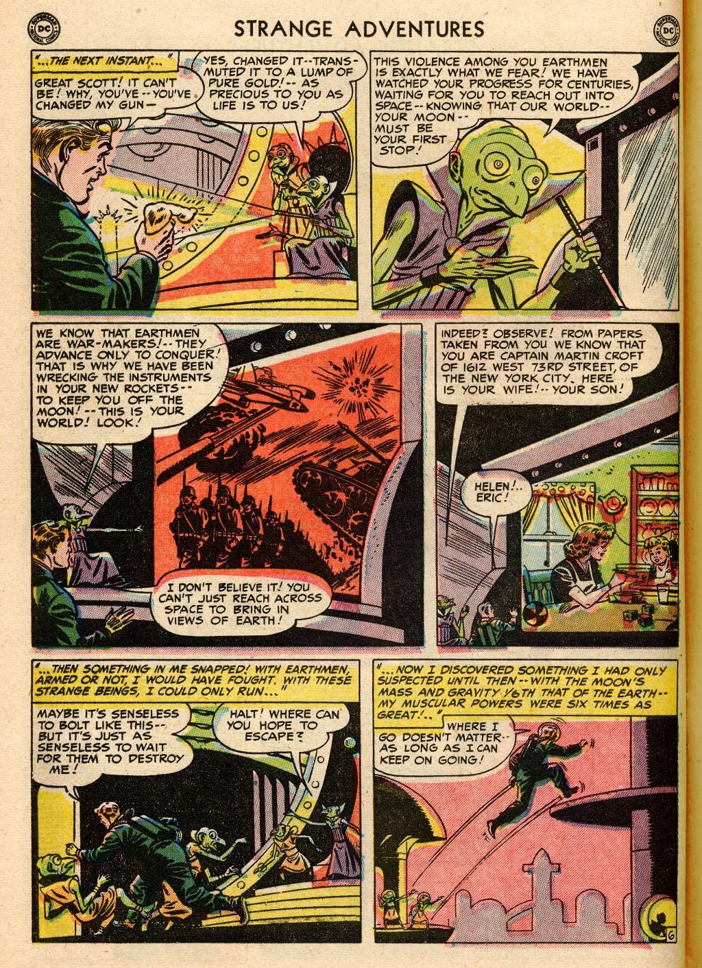 Strange Adventures (1950) issue 2 - Page 18