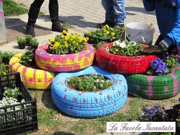 La favola incantata le ultime dal blog for Idee per il giardino