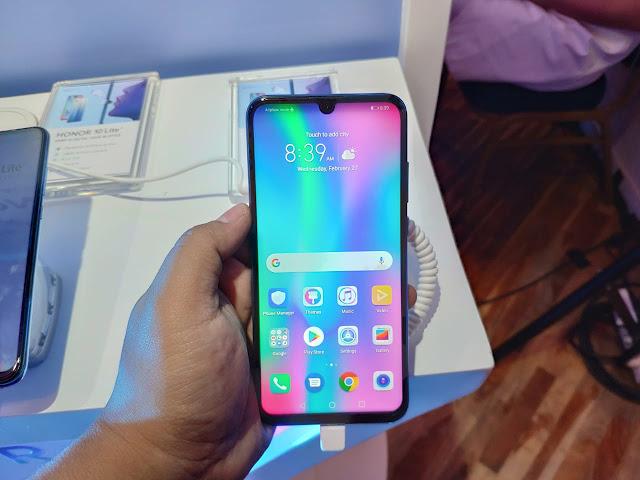 HONOR 10 Lite Smartphone Idaman Masa Kini