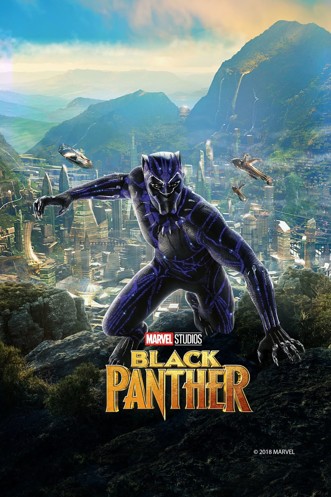 Black Panther Watch Online