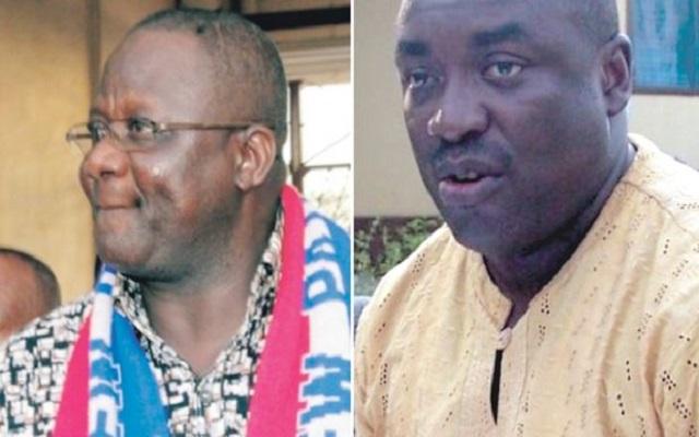 NPP to reinstate Afoko & Kwabena Agyepong