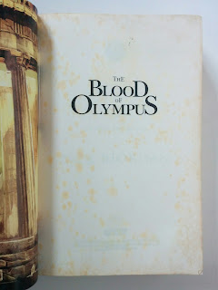 The Blood of Olympus #5 (Darah Olympus)