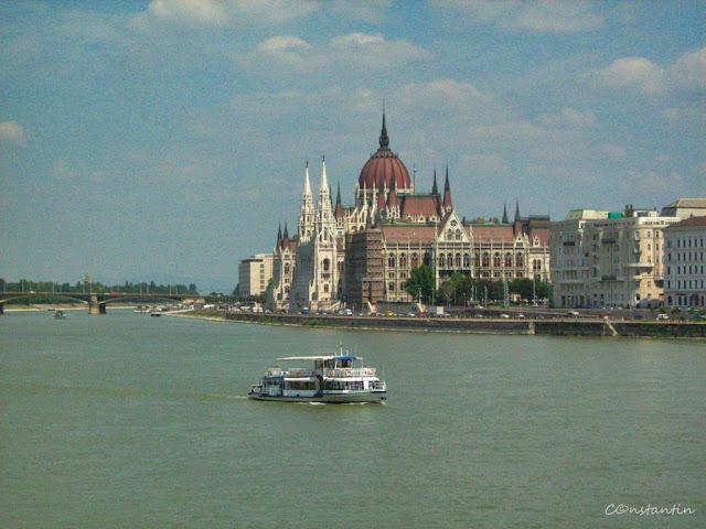 Clãdirea Parlamentului din Budapesta - blog Foto-Ideea