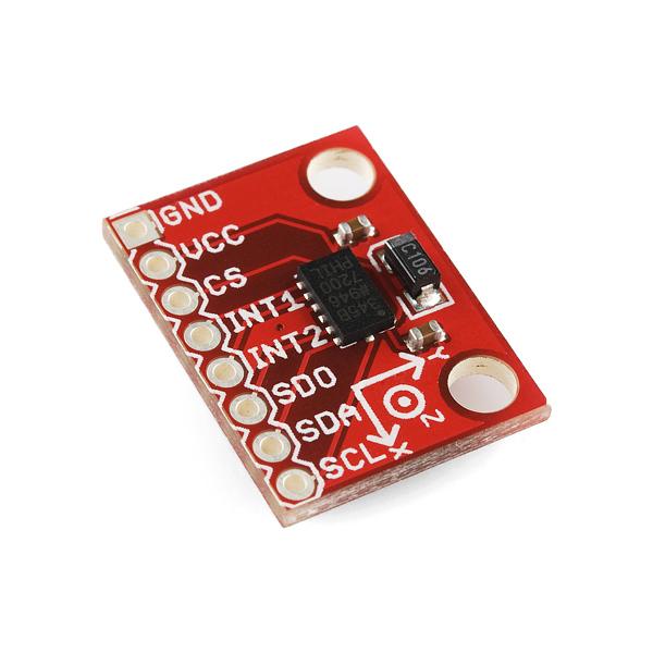 ADXL335 Triple Axis Accelerometer Breakout Board