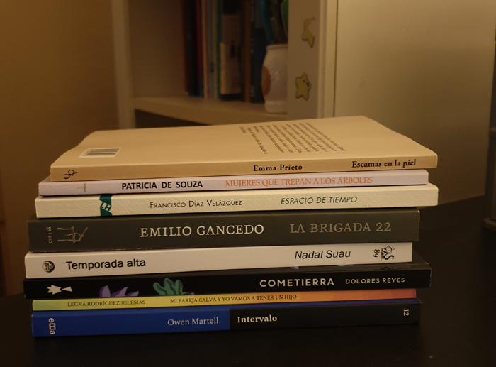 Novedades literarias de diciembre