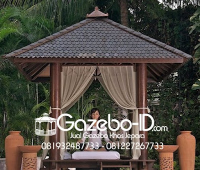 Gazebo Glugu Bali