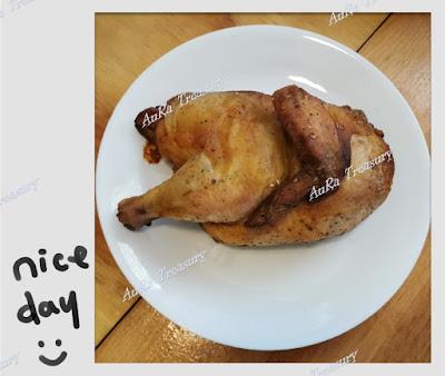 Air Fry Recipe Chicken