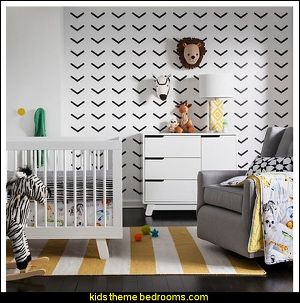 Sabrina Soto Safari Nursery Room decor