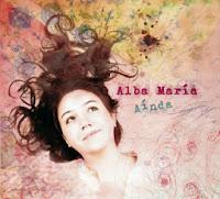 """ALBA MARIA, a gañadora do I Concurso de Canción de Autor organizado polo Concello de Teo, xa ten o seu disco """"ainda"""" http://musicaengalego.blogspot.com.es/2014/12/alba-maria.html"""
