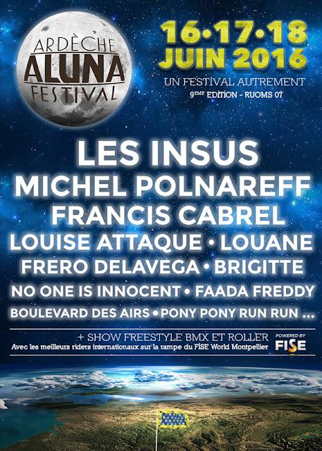 Site Festival Aluna