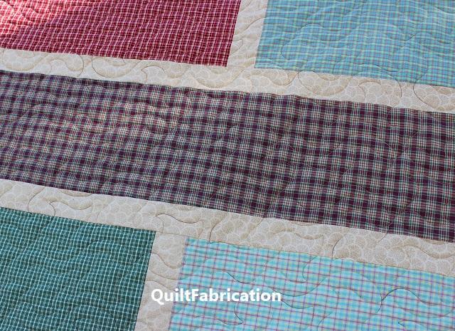 Quarter Cut 3 quilt closeup 1