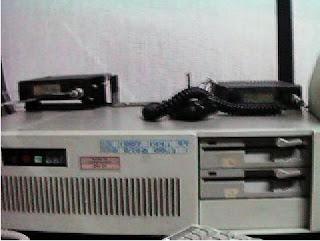 Gateway/Router ITB Pertama (tahun 1993).