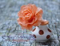 Darwi цветочная глина роза
