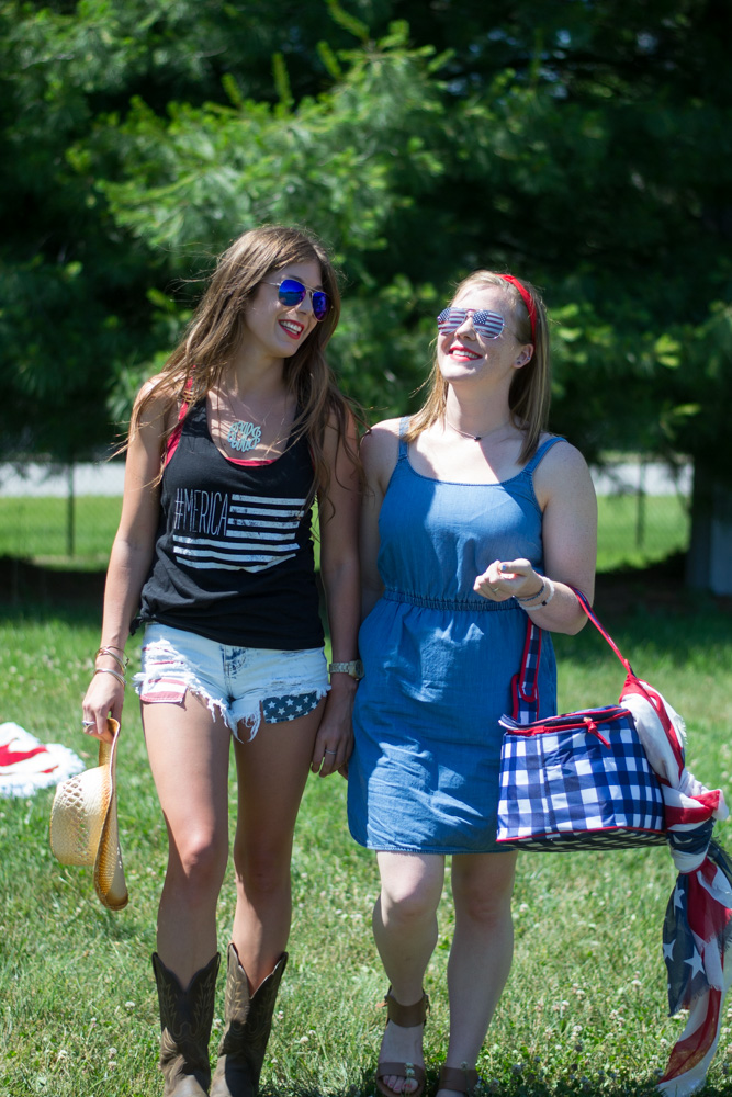 July 4th Outfit Inspiration | Chasing Cinderella