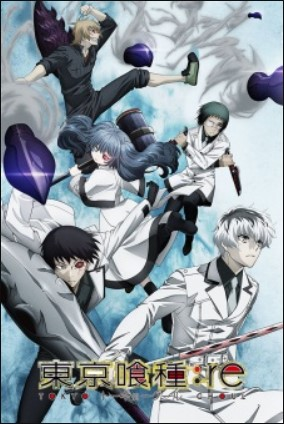 Tokyo Ghoul Re Batch Download Sub Indo