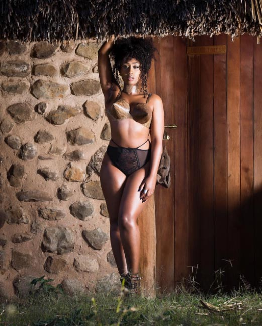 Chocolate City singer Victoria Kimani releases sultry photos