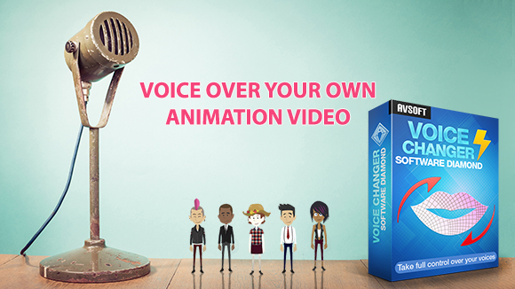 Digital Audio Guide: Voice over Your Own Animation Video in