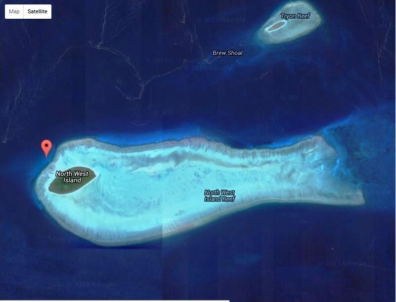 North West Island Barrier Reef