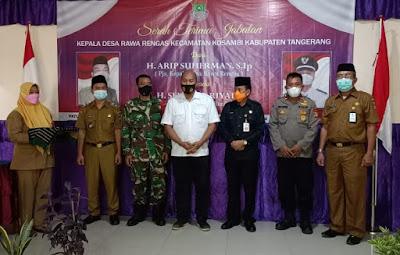 Program Pembangunan Desa Yang Tertunda Dilanjutkan Kades PAW.